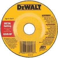 WHEEL GRIND METAL 4-1/2IN