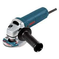 Bosch 1375A Angle Grinder, 120 V, 5/8-11 Spindle, 4-1/2 in Dia Wheel
