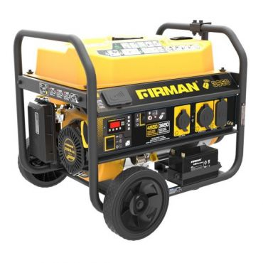 4550 WATT PERFORMANCE GENERATOR