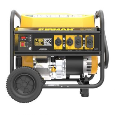 7125 WATT PERFORMANCE GENERATOR