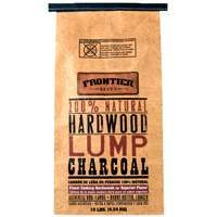 CHARCOAL LUMP FRONTIER 10LB