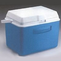 COOLER BLUE 24 QUART