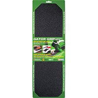 INCOM Gator Grip RE629BL Anti-Slip Safety Grit Tape, 21 in L, 6 in W, Black
