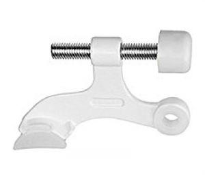 National Hardware N279-711 Hinge-Pin Door Stop, Zinc