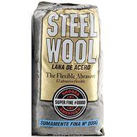 PAD STEEL WOOL 0000 SUPER FINE