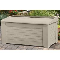 DECK BOX WITH SEAT 127 GAL CAP