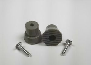 National Hardware V238TS Series N225-557 Door Stop Tip, Rubber