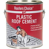 Henry Roofers Choice 15 Series RC015042 Roof Cement, 1 gal Can