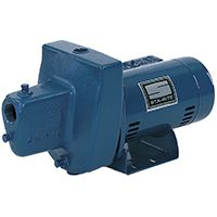 JET PUMP SHALLOW WELL 3/4 HP