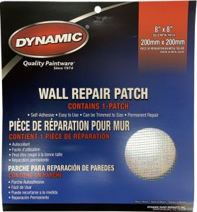 Merit Pro 8X8 Wall Repair Patch
