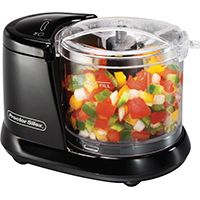 Proctor Silex 72507 Corded Food Chopper, 1.5 Cups Capacity