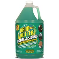 KRUD KUTTER HS014 Concentrated House and Siding Cleaner, 1 gal Bottle