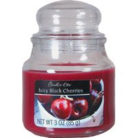Candle-Lite 3827565 Jar Candle, Burgundy
