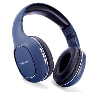 Bluetooth Headset Blue Deluxe