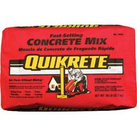 MIX CONCRETE FAST SETTING 50LB