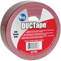 TAPE DUCT RED 1.88INX60YD