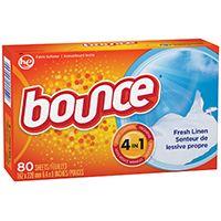 SHEET BOUNCE OTD FRESH 105CT