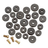 FAUCET WASHER FLAT ASSORTED