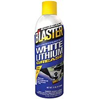 WHITE LITHIUM GREASE 11OZ