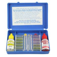 POOL TESTS KIT 2 WAY AQUA CHEM