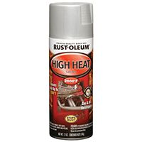 PAINT SPRAY HI HEAT ALUM 12OZ