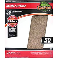 SANDPAPER AL OX 9X11IN 50GRT
