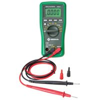 MULTIMETER DIGITAL MAN RANGING