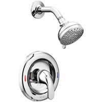 SHOWER FAUCET SINGLE CHROME