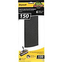 SANDPAPER DRYWL 4.5X10.25 150