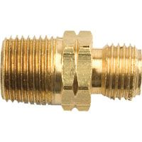 Mr. Heater F276153 Cylinder Adapter, Brass, For Propane Heaters