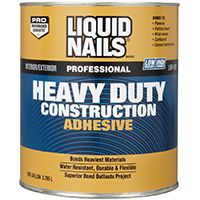 ADHESIVE HEAVY DUTY VOC GALLON