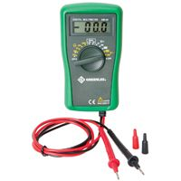 MULTIMETER DIGITAL VOLT/BATT