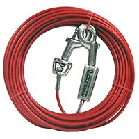 TIE OUT DOG LARGE 20FT PDQ