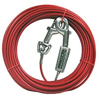 TIE OUT DOG LARGE 30FT PDQ