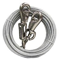 TIE OUT DOG XLARGE 20FT PDQ