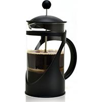 COFFEE PRESS BLACK 8CUP PIERRE