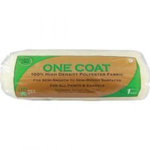 "9"" One Coat 1"" Nap Cover"