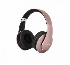 Bluetooth Headset Rose Gold