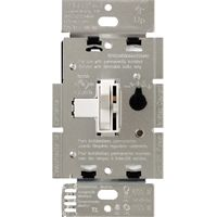 DIMMER CFL/LED TOGG 1P/3WY WHT