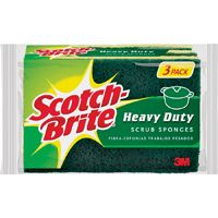 SPONGE SCRUB HEAVY DUTY 3PK