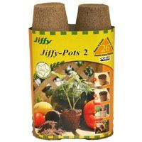 POTS PEAT ROUND JIFFY 2IN