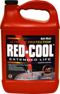 HS RED COOLANT  6/GAL
