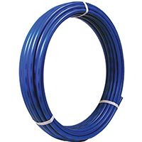 Apollo APPB30012 Cross-Linked PEX-B Pipe, 1/2 in, 300 ft L, Blue