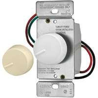 SWITCH DIMMER PBTN WHT/IVY 3WY