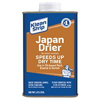 JAPAN DRIER LEAD FREE PINT