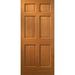 Hemlock Door 6 panel  36