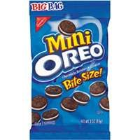 COOKIES MINI BAG OREO 3 OZ