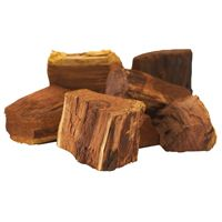 CHUNKS WOOD MESQUITE FLVR 5 LB