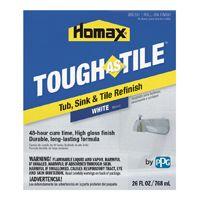 Homax Tough As Tile 3158 Tile Refinish, 26 oz
