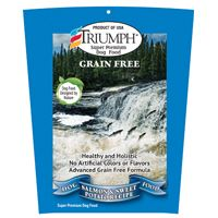 Triumph 39017 Dog Food, 28 lb Bag